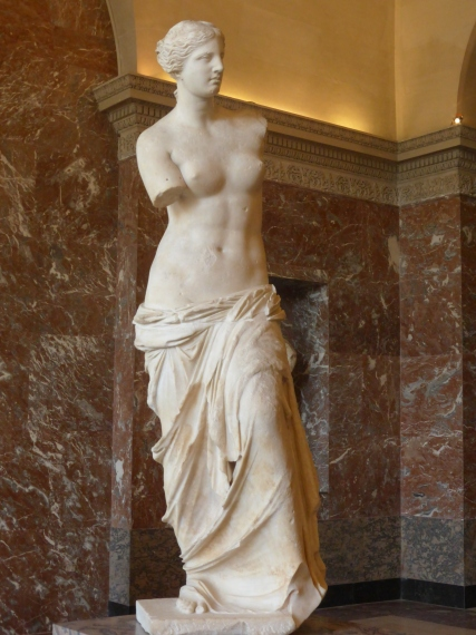 My photo of Venus de Milo